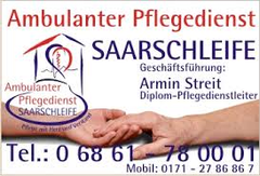 Ambulanter Pflegedienst Saarschleife